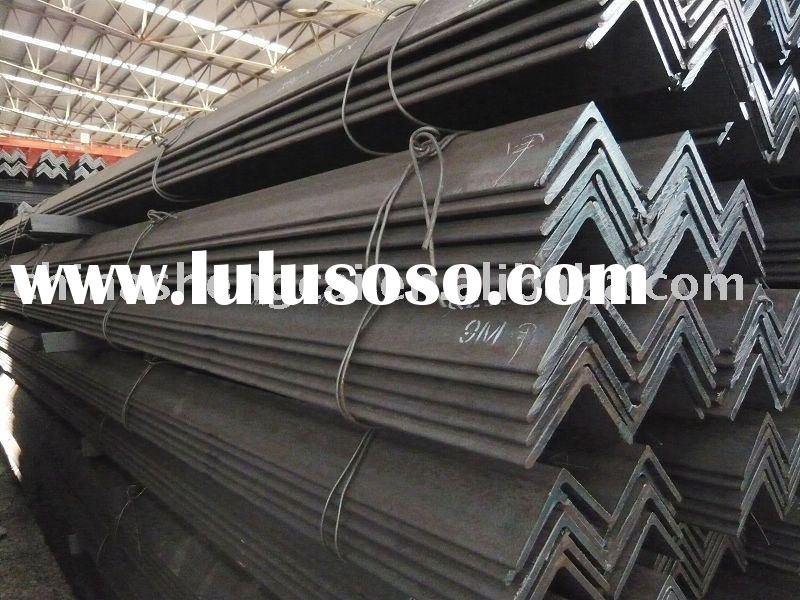 Hot Rolled Mild Angle steel bar