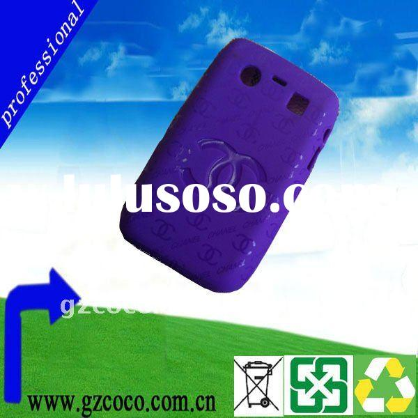 Hot selling cheap mobile phone cases for blackberry 9700