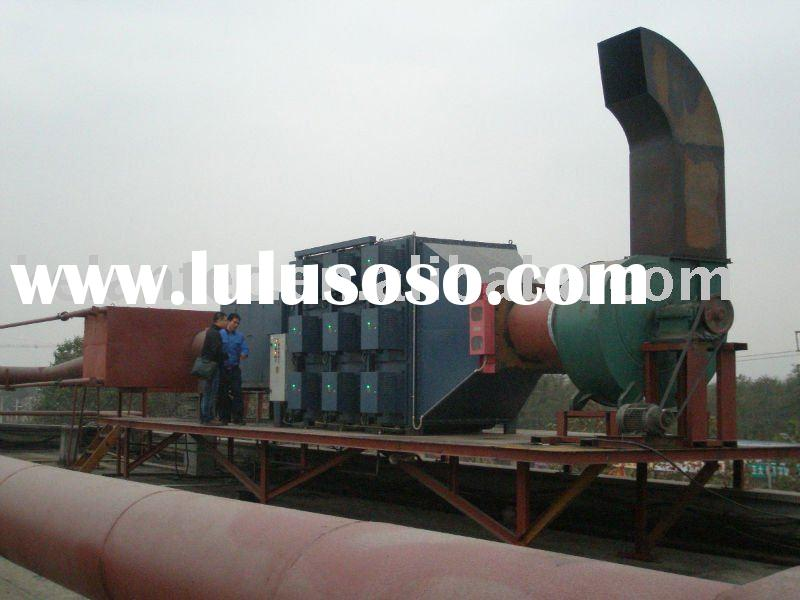 Industrial Waste Gas Treatment Machine with Electrostatic Air Cleaner