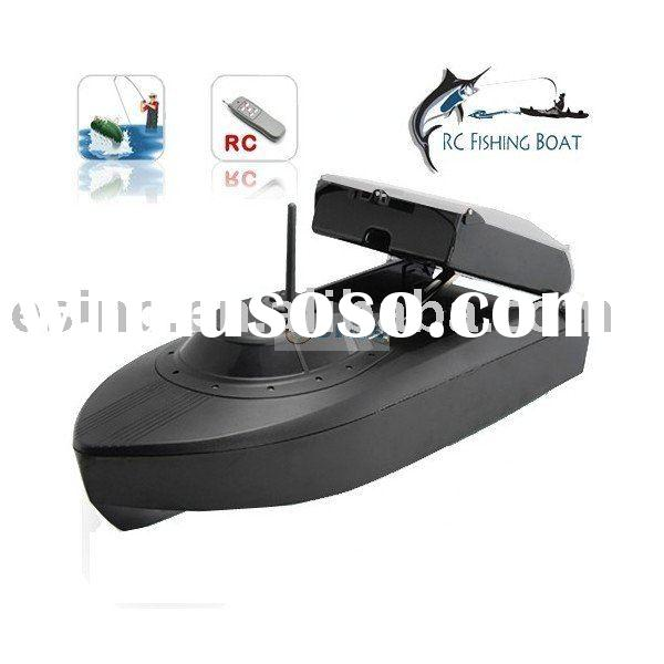 JABO-2A Remote Control fishing boat with bait casting