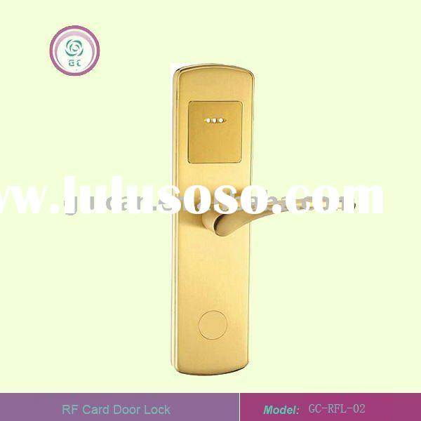 Keyless Hotel door lock RF card lock