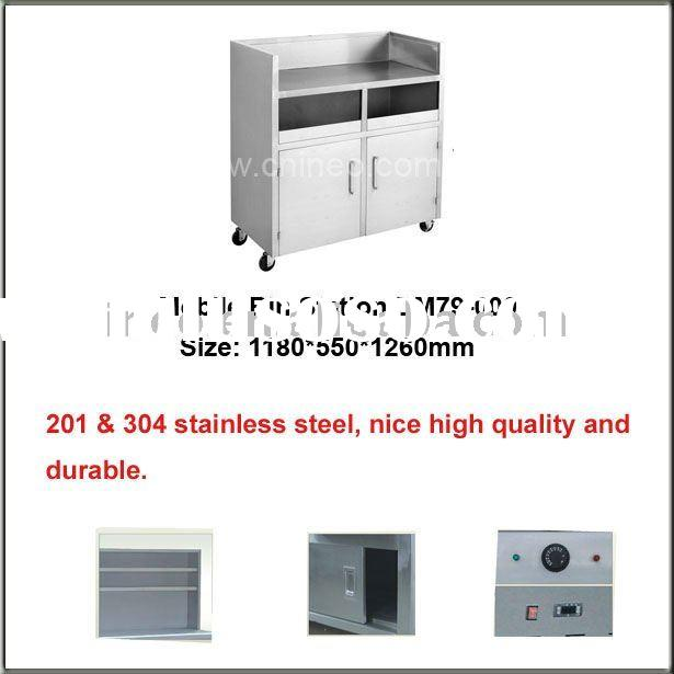 Kitchen Stainless Steel Mobile Storage Cabinet/ Kitchen Equipment DM79-000