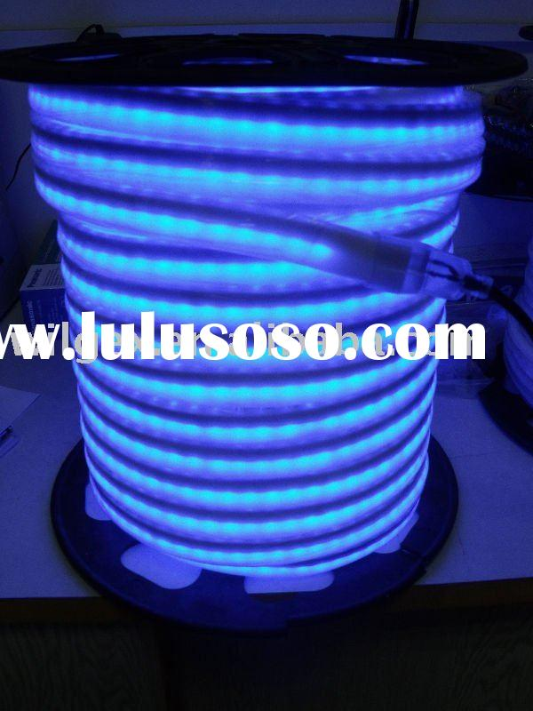 LED Flexible Neon Tube (super brightness blue color )