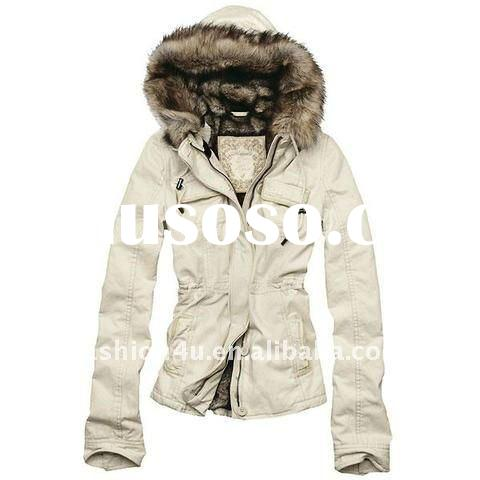 Ladies' Outdoor Winter Jacket Wholesale 2012
