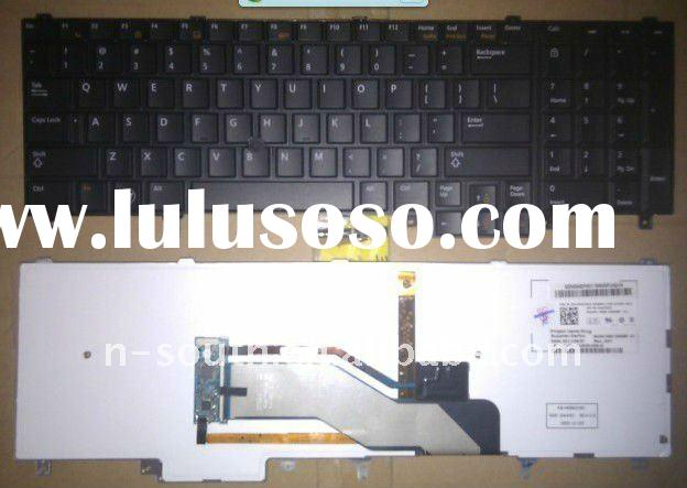 Laptop Keyboard For Dell Precision e6520 m4600 M6600