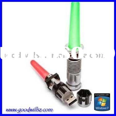 Lightsaber Light Sword Star Wars USB Flash Disk