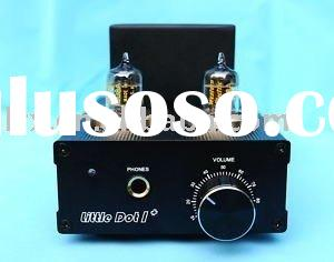 Little Dot I+ Hybrid Headphone Amplifier & TUBE WE408A