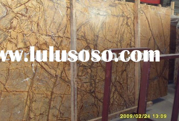 Marble Countertop(Slab & Rain Forest Green)