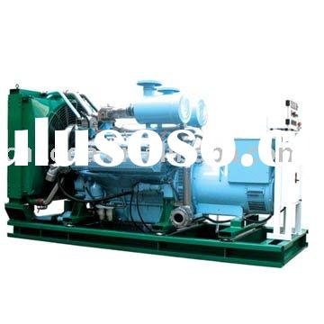 Marsh Gas Generating Sets /biogas generator/biomass generator/biomass gasification power generation
