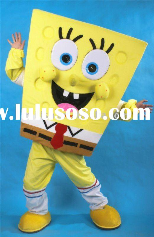 Mascot costumes/Mascot fancy dress/Spongebob costumesMAE-0049