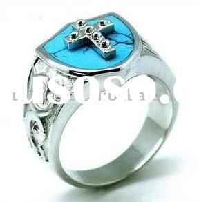Men Stainless Steel Casting Rings