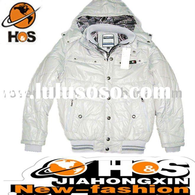 Men's Coats and Jackets with Hoody 10836