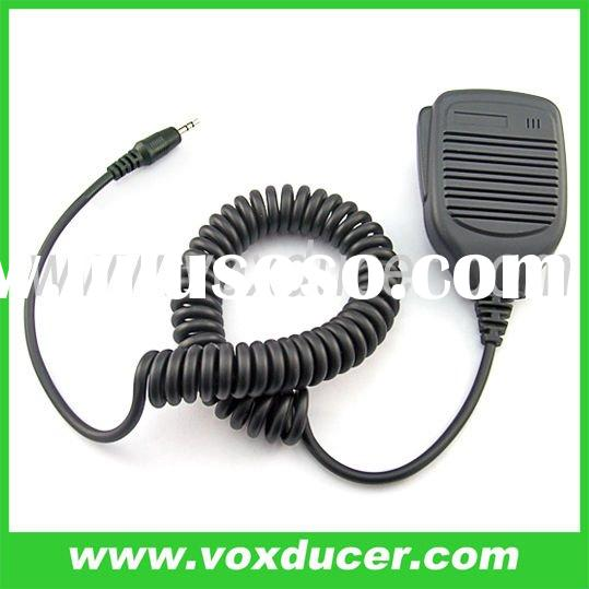Military shoulder mic for Cobra two way radio Military speaker mic for Cobra two way radio PR240 PR2