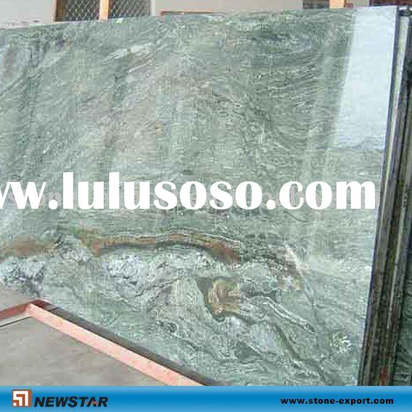 Ming green marble slabs marble kitchen slabs