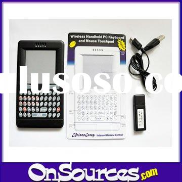 Mini Internet Remote Control - wireless Handheld PC Keyboard & Mouse Touchpad for Laptop