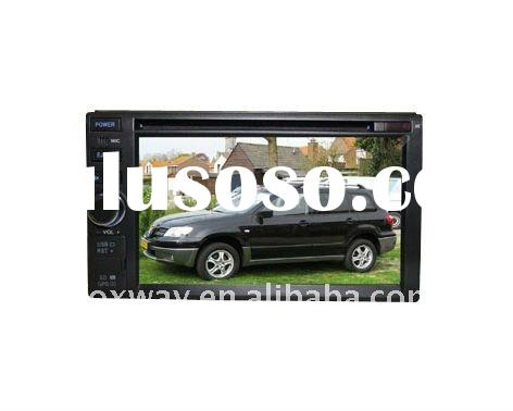 Mitsubishi Outlander double din Car DVD player with car gps