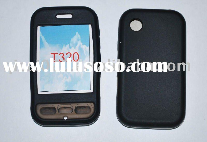 Mobile phone silicon case for LG T320