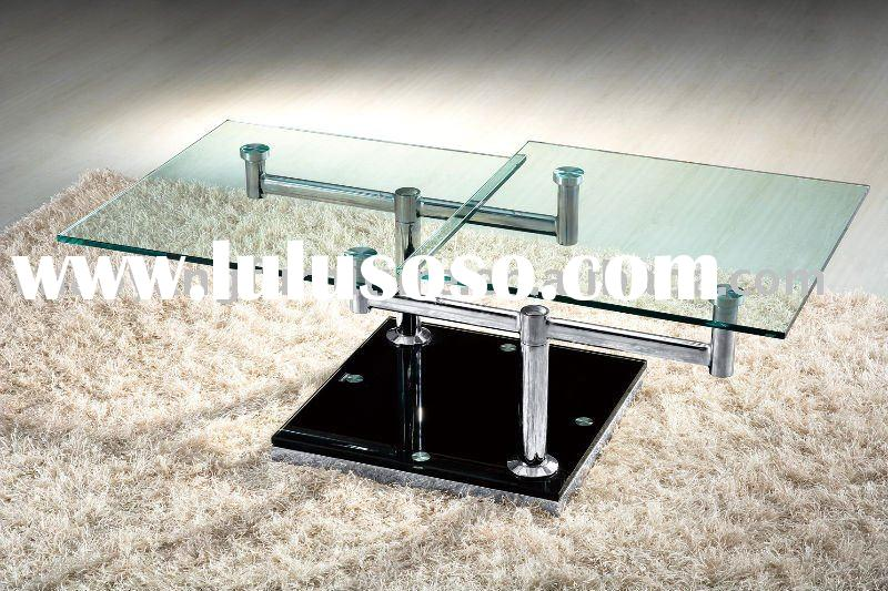 Modern Glass Coffee Table(CJ0955)