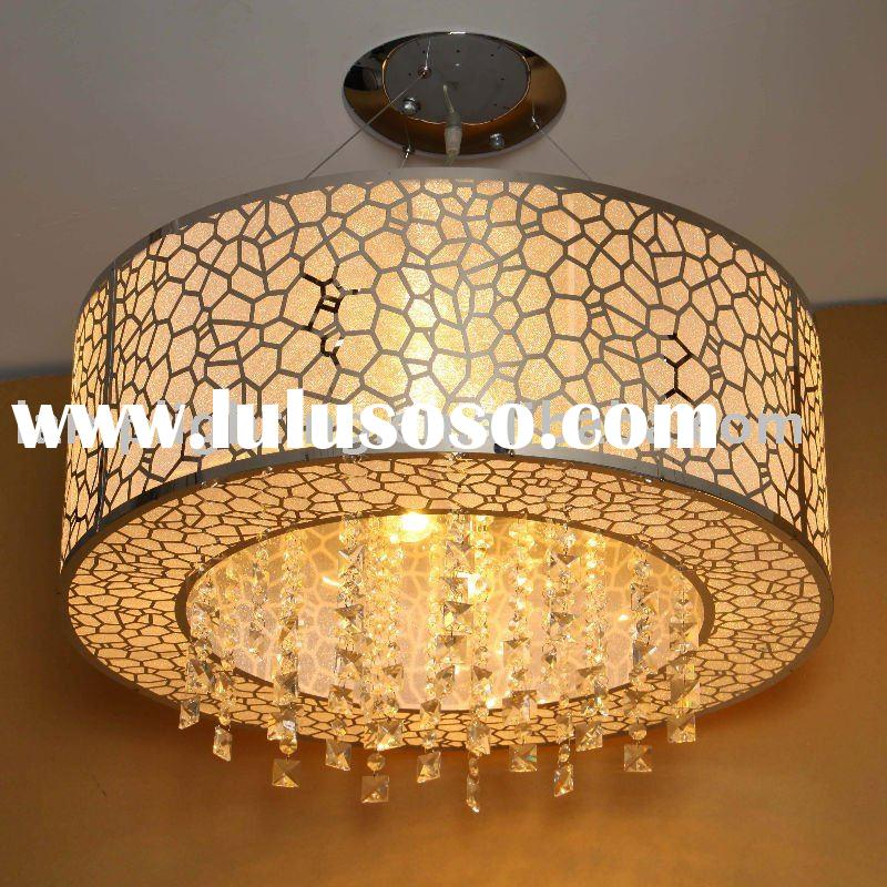 Modern crystal pendant lamp/light/lighting fixture