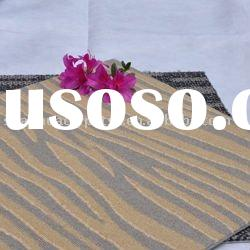 Nylon floral printed commercial carpet tile