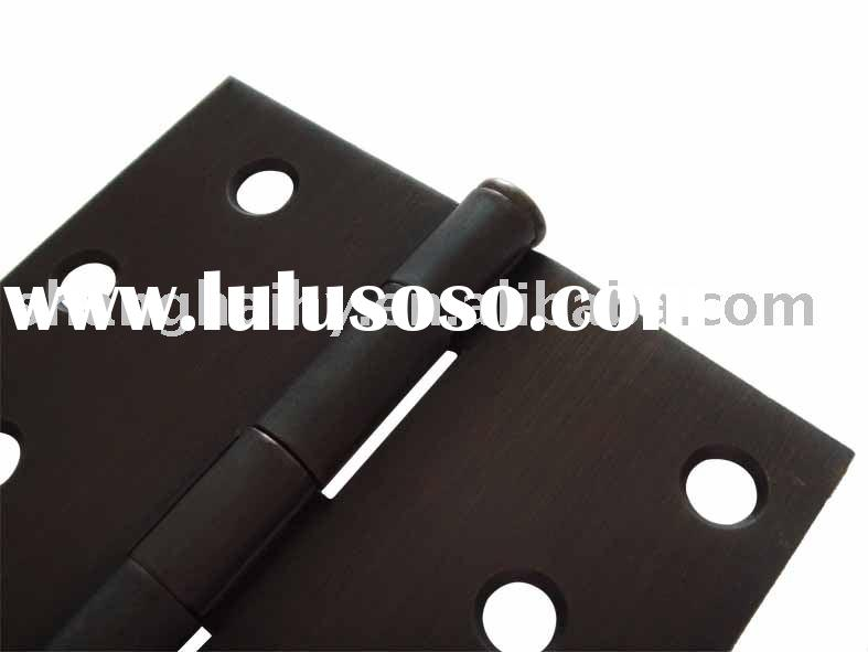 Oil Rubbed Bronze hinge