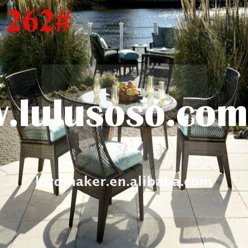 Outdoor fire pit table of marble patio furniture sofa Set (262#)