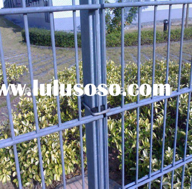 PVC Coated Wire Mesh Grating