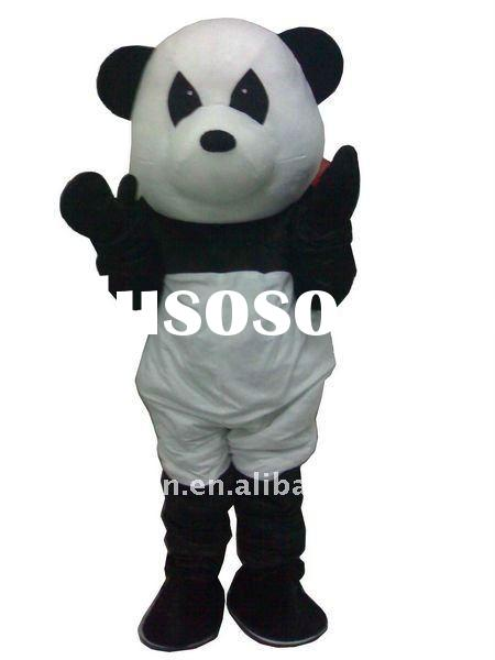 Panda Bear Mascot Costume For Adults TF-1025