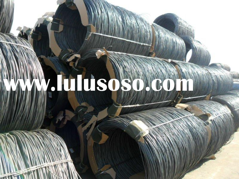 Medium Carbon Steel Wire : Carbon steel wire rods manufacture