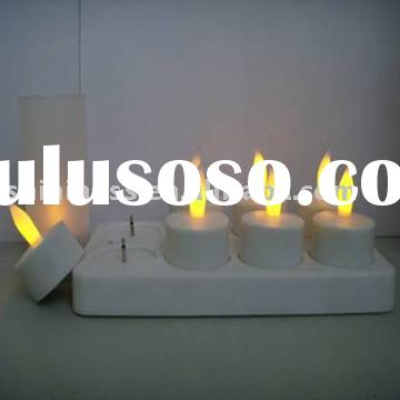Rechargeable LED candle light(led lamp, table lamp)