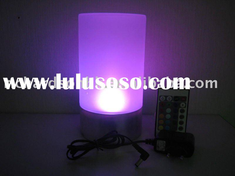 Rechargeable LED light / Table lamp / cordless lamp / rechargeable lamp - Cylindrical Shape