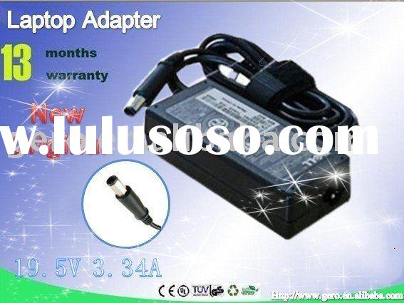 Replacement AC Adapter Charger 19.5V/3.34A for Dell DA65NS4-00 ADP-64AH NX061/ Inspiron 1000 series