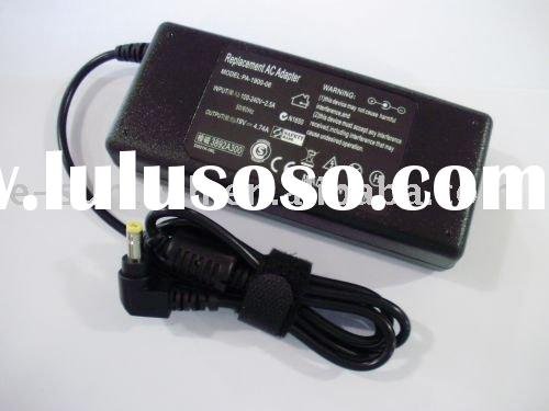 Replacement laptop ac adapter for ACER 19V 4.74A