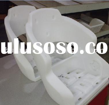 Rotomolding Boat Seat, plastic boat seat ,rotational moulded boat seat