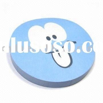 Round-shaped Sticky Note Pad