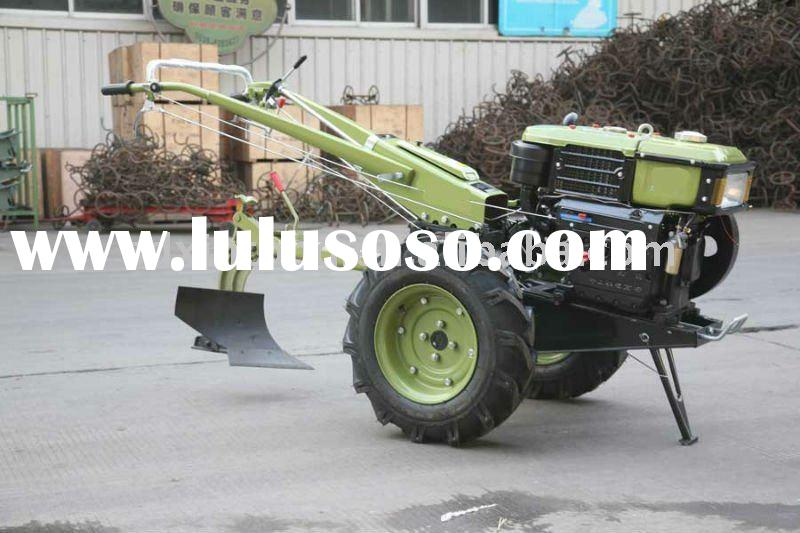 SH101 lower price farm hand tractor with cultivator