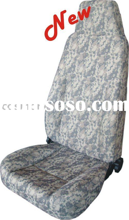 Seat,Camouflage Vinyl Reclining jeep seat