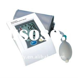 Semi Automatic Electronic Blood Pressure Monitor