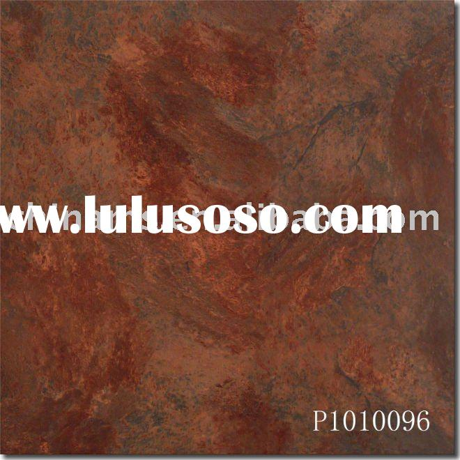 Slate Vinyl Flooring Tile/pvc vinyl tile for commercial