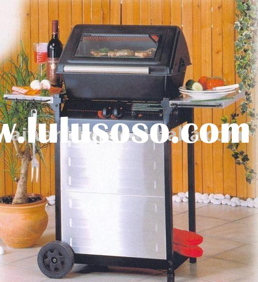 Stainless Steel Diecast Aluminum Gas barbecue Grill