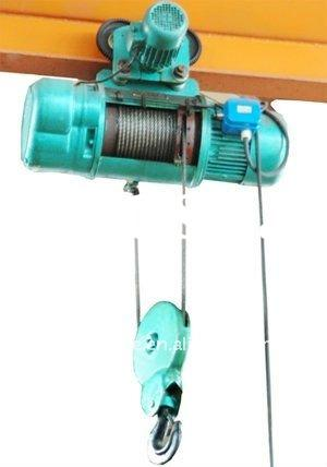 Stainless steel rope electric hoist