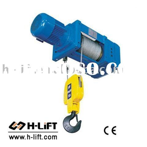 Stationary Electric Wire Rope Hoist