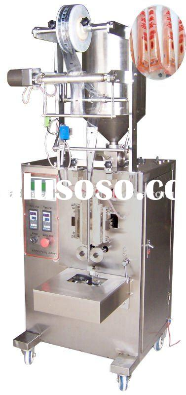 Stick Sachet Liquid Pate Packaging Machine(juice,jam,honey,lotion,shampoo,ketchup,jelly,packing,pack