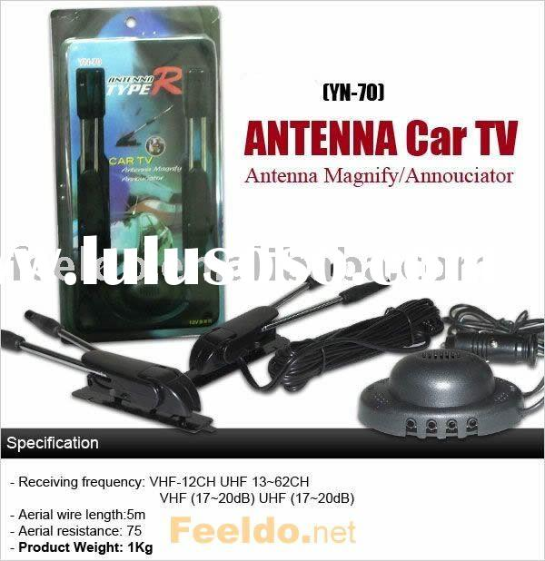 Super High Quality Car Roof TV Antenna + Booster