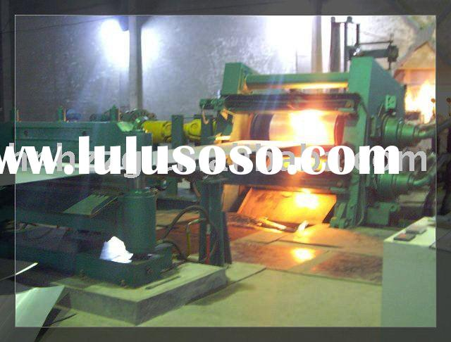 Supply aluminum strip casting and rolling equipment