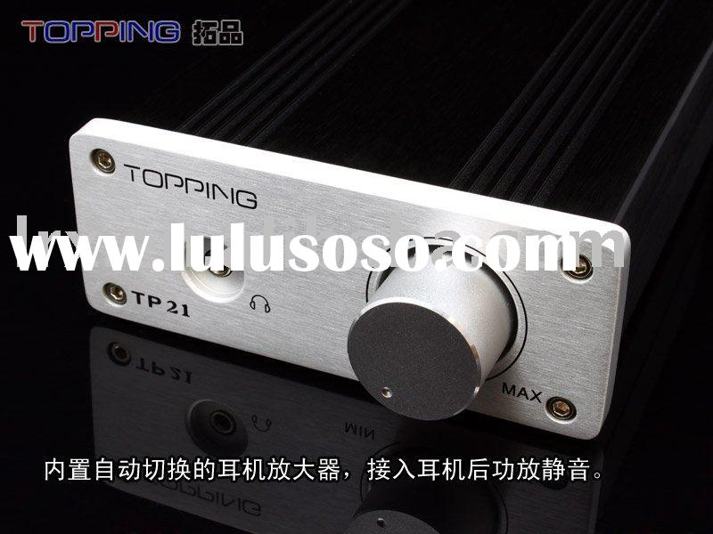 TOPPING TP21 TA2021 Headphone Amplifier T Amp @ Adapter