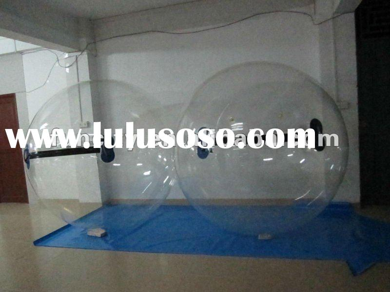 TPU inflatable water ball/Water walking ball in the water pool