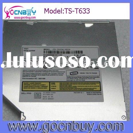 TS-T633 laptop DVD Writer DVD Driver 12.7mm SATA Slot loading