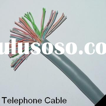 Telephone Cable (2,4,6,8,12,16,25,32,52,64 pair)