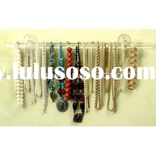 The Max Acrylic Jewelry Organizer - For Hanging Necklaces